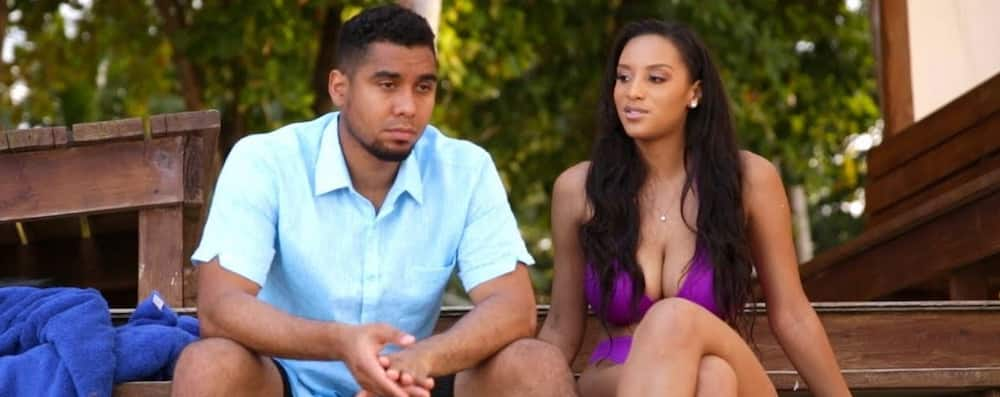 Chantel and Pedro from