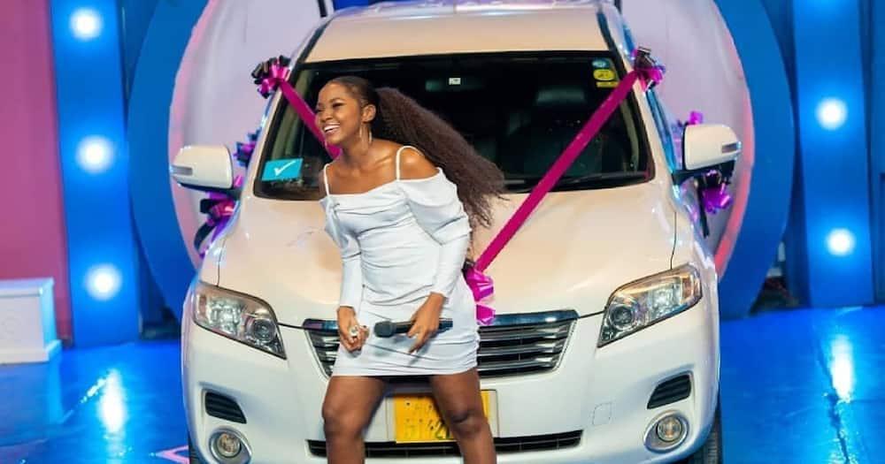Singer Zuchu denies she is Diamond Platnumz's lover