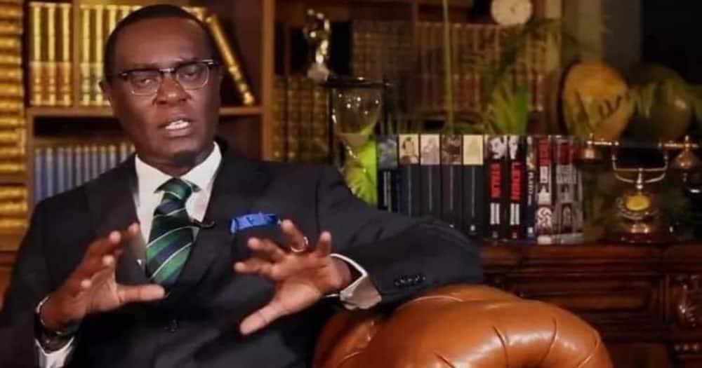 """Mutahi Ngunyi Shreds David Ndii's Economic Strategies: """"Total Guess Work"""""""