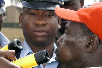 Drama expected as police introduce daytime alcoblow