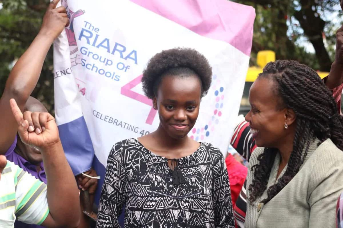 Singer Akothee to fly top 3 KCPE candidates for holiday