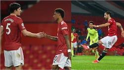 Rashford, Fernandes wacheka na nyavu huku Man United ikikomoa Newcastle 3-1