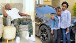 Jaguar's Fatherly Love: Starehe MP and Musician Charles Njagua Pampers His Daughters in Cute Message