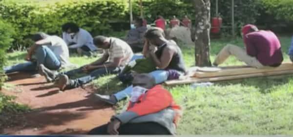Abiria 24 wanaswa wakijaribu kuingia Makueni kutoka Mombasa