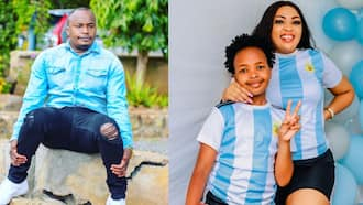"""Jaguar's Baby Mama Celebrates Their First Born Child on Her Birthday: """"I Love You My Baby"""""""