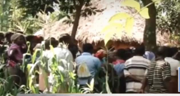 Kisii father ties up two children in the forest for fear they were fathered by another man