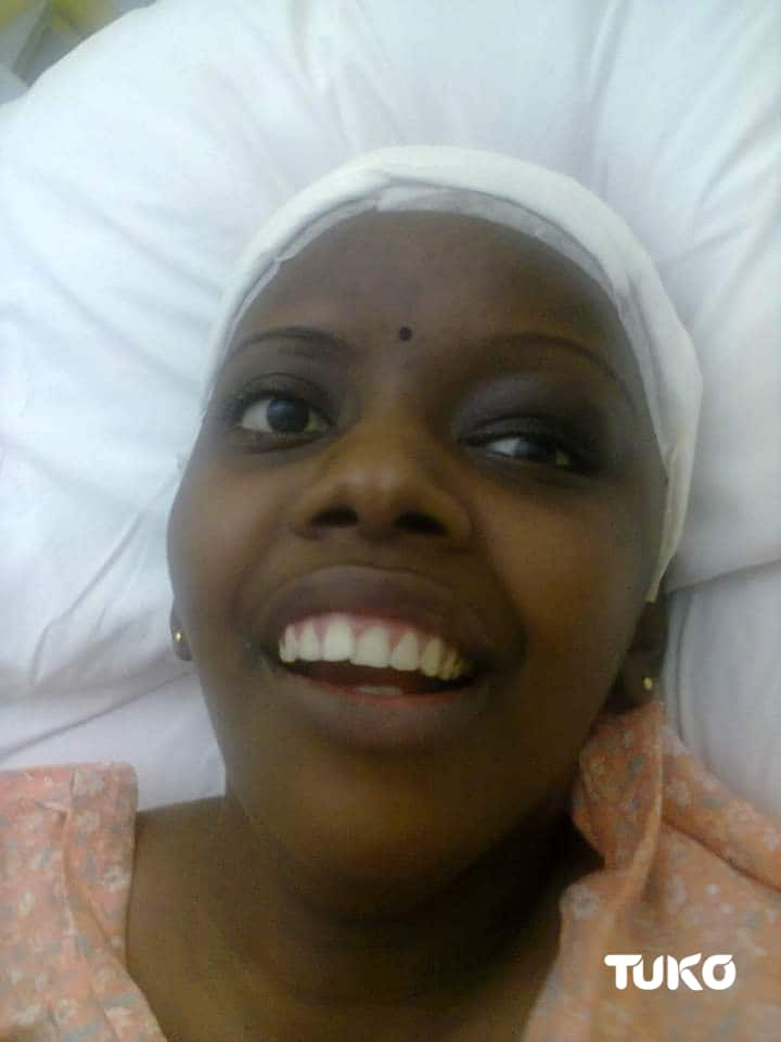 Inspiring: Story of 28-year-old Thika woman who survived 4 medical conditions, 6 surgeries after road accident