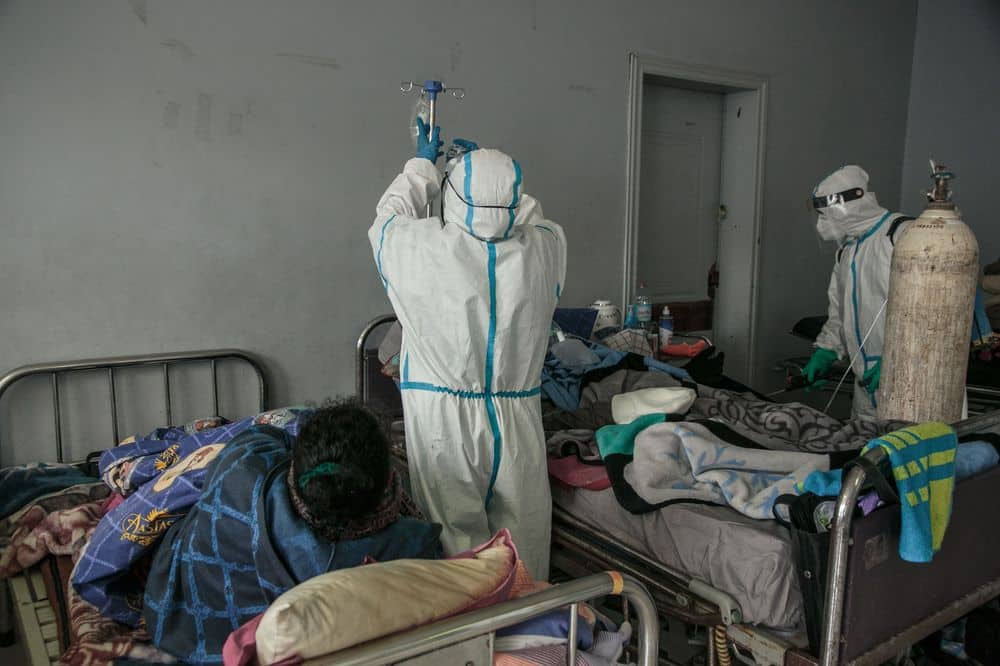 Madagascar's health officials warn hospitals overwhelmed following recent surge in COVID-19 cases