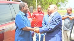 Raila Odinga to Grace KANU National Delegates' Conference in Nairobi