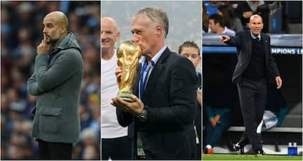 7 of the best managers in the world of football in 2018