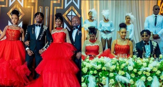 Picha tamu za sherehe ya kuzaliwa ya mama, mpenzi wa Diamond Platinumz ▷ Kenya News