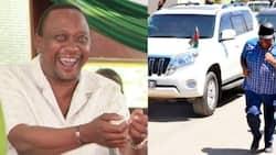 Waititu ajipa shughuli, sasa ageuka 'mlinzi' wa Rais Uhuru