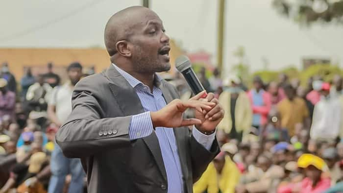 Moses Kuria's Party to Conduct Electronic Nominations for All Elective Seats