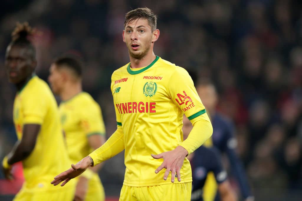 Emiliano Sala: Heartbreaking Whatsapp message of player saying he didn't want to join Cardiff emerges