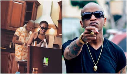 Rapper Prezzo finds his way back to Tanzanian ex-lover's bed months after bitter break up
