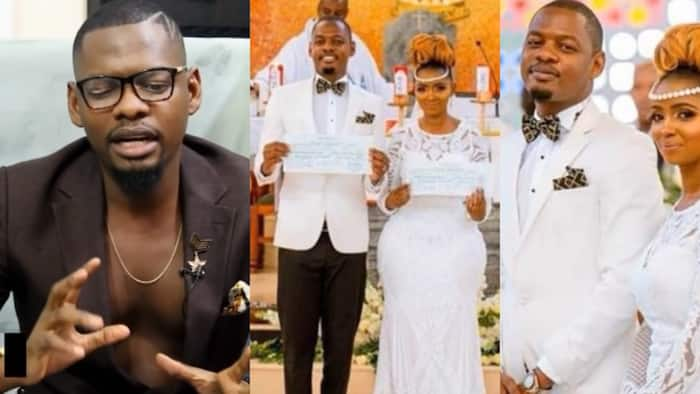 I Did Not Commit Any Sin by Filing for Divorce Against Anerlisa, Ben Pol Insists