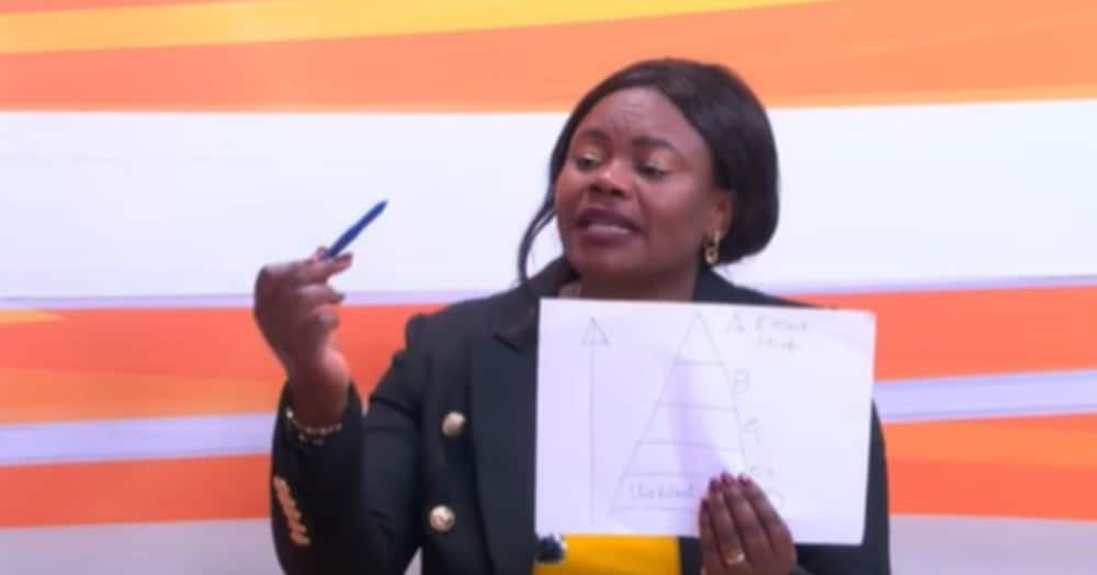 Gathoni Wamuchomba said the bottom-up approach was intensive on Kenyans with small incomes.
