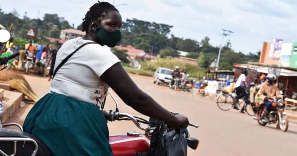 Irene Musuya. Photo: Daily Monitor.