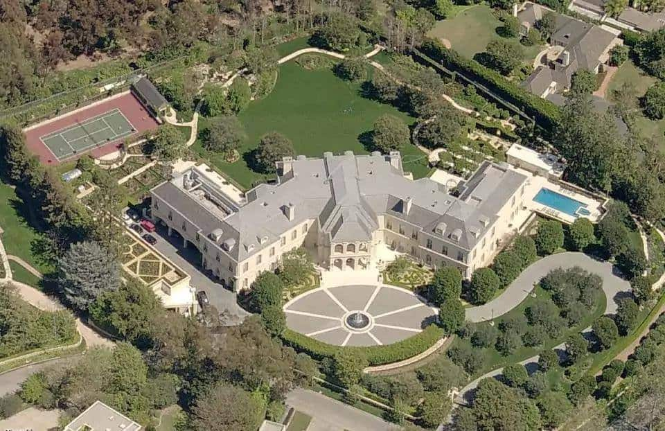 Biggest houses in the world