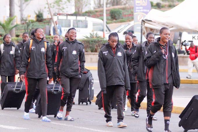 Image result for harambee starlets training disbanded