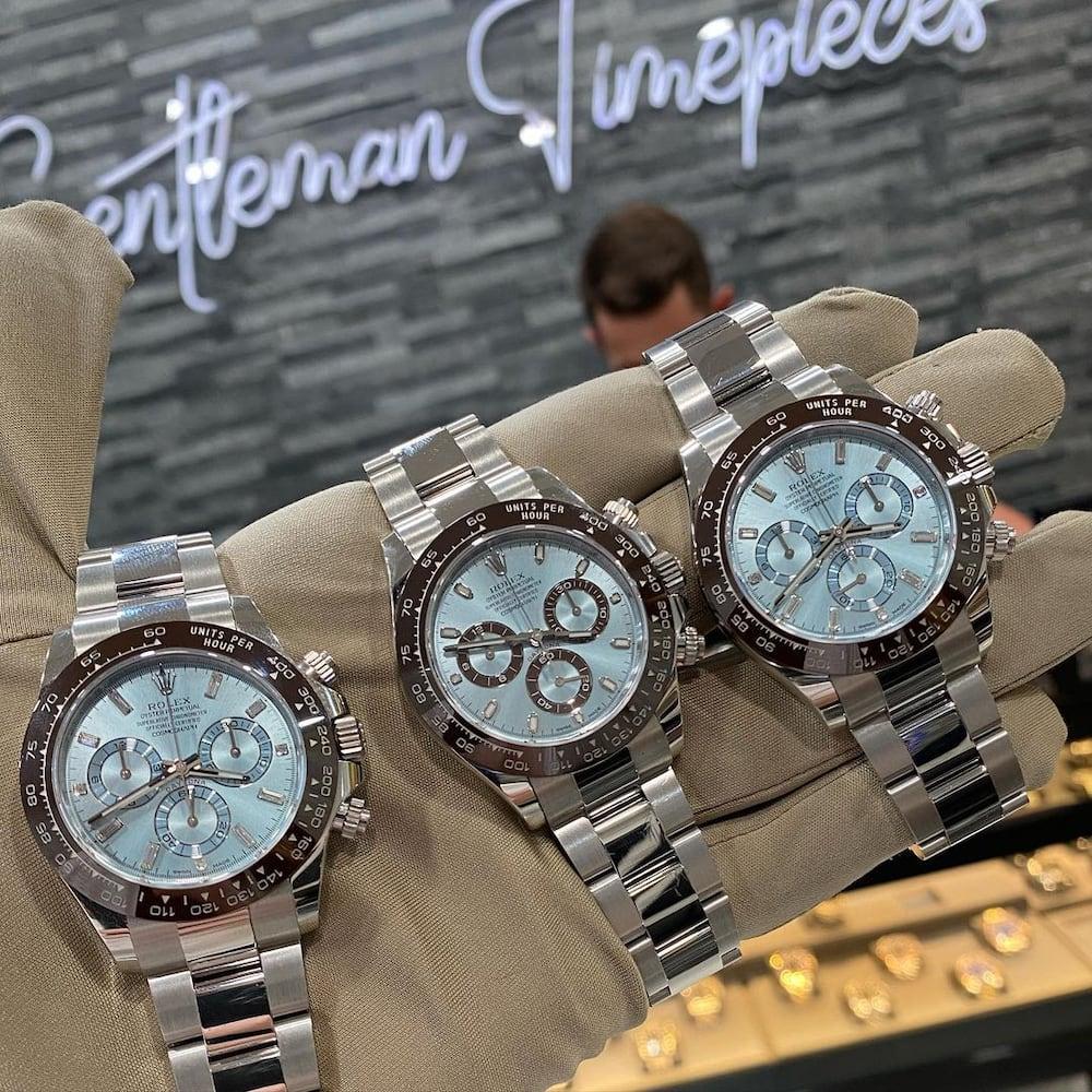 The Timepiece Gentleman