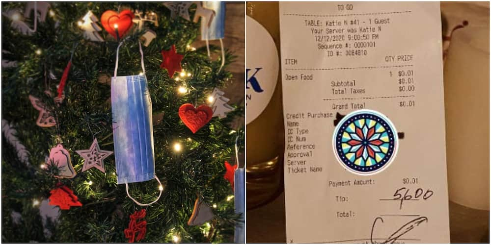 Generous man leaves over KSh 600k for restaurant employees to share