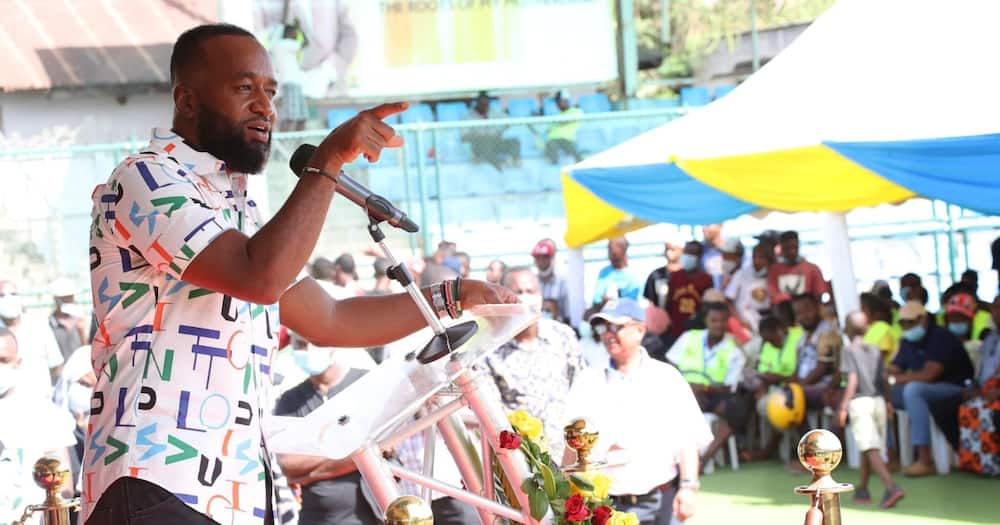 """Hassan Joho announces 2022 presidential bid: """" I have supported Raila for long"""""""