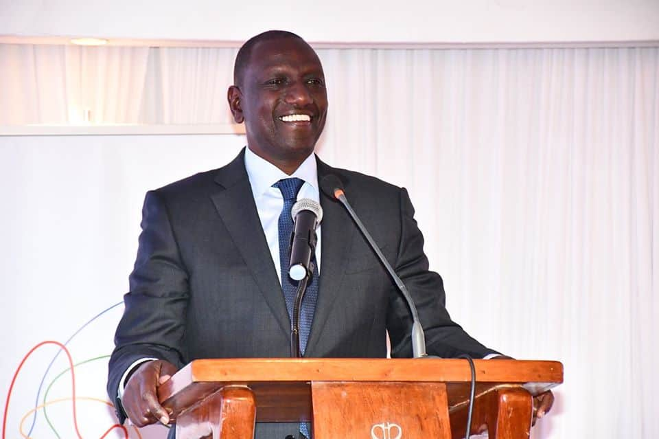 William Ruto elected to represent Africa in global governance body for 3 years