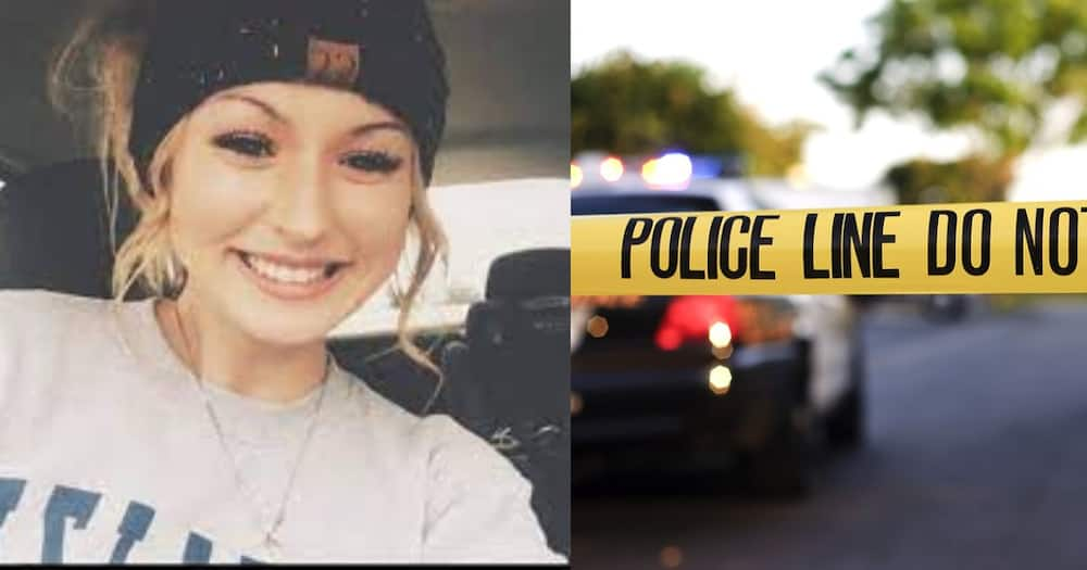 Keelyn Harper was heading home from work when the incident happened.
