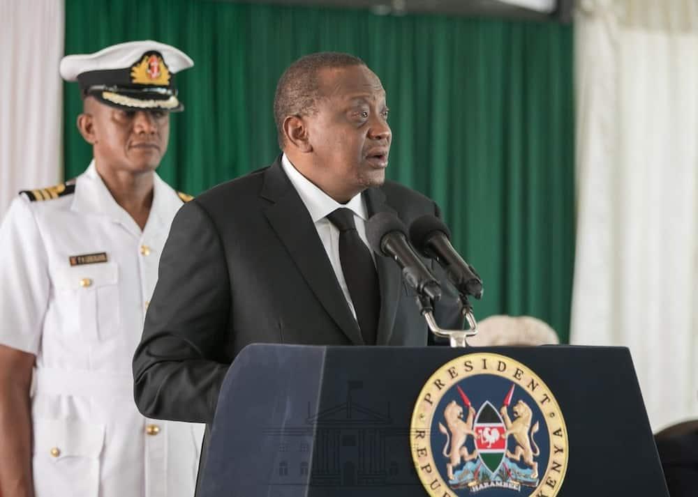 Rais Uhuru Kenyatta aomboleza kifo cha Rais wa zamani wa Ghana Jerry Rwalings