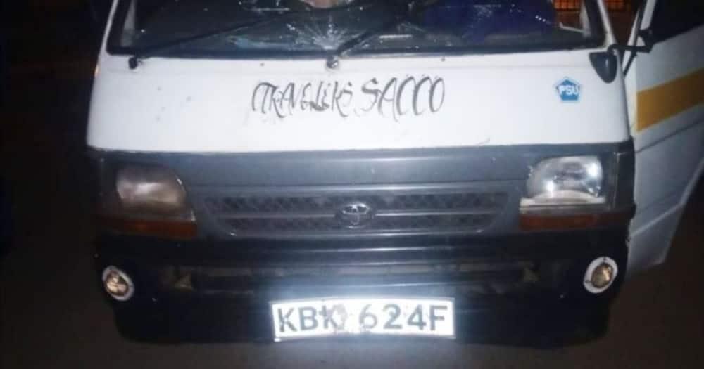 Wahalifu 5 wa kimabavu wanaojifanya wahudumu wa matatu wanaswa