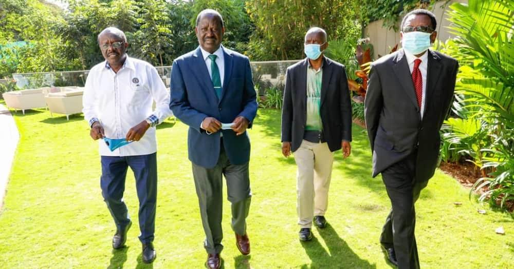 Mukhisa Kituyi urges Western Kenya leaders to work with Uhuru, Raila Odinga