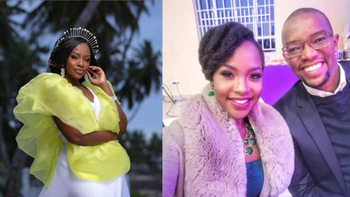 Joyce Omondi Brushes Off Pregnancy Claims, Says She Was Just Dressed in Flowy Outfit