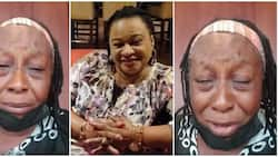 Her Last Words were 'Don't Forget Me', Patience Ozokwo Mourns Rachel Oniga in Sad Video