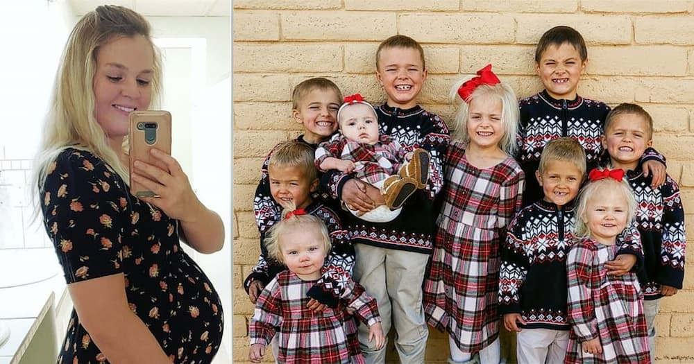 Mother of 11 Homeschool them to Give them Equal Attention