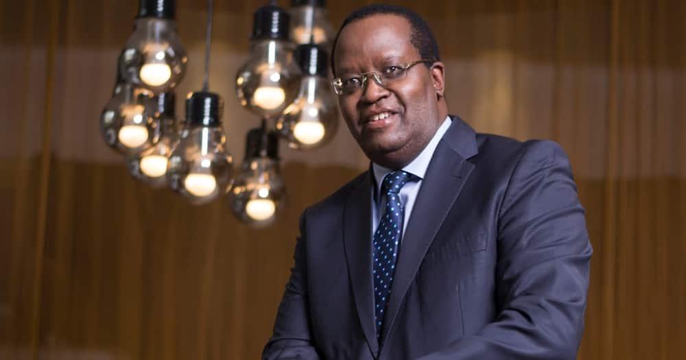 Kenya Power MD Bernard Ngugi has resigned.