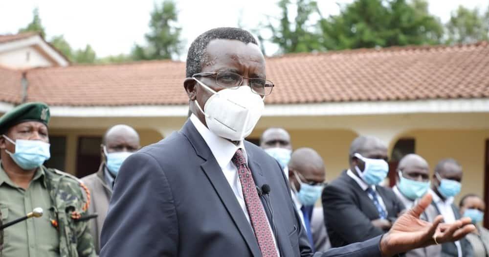 "David Maraga says he didn't think Uhuru would keep his ""we shall revisit"" threat"