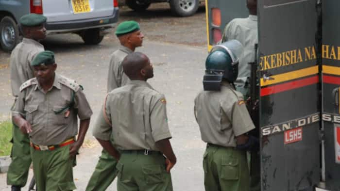 6 Murder, Robbery with Violence Prisoners Break Out of Nanyuki GK Prison
