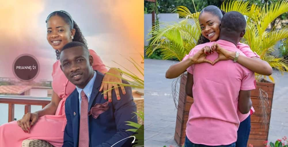 The couple opened up to Ghanaian influencer SikaOfficial.
