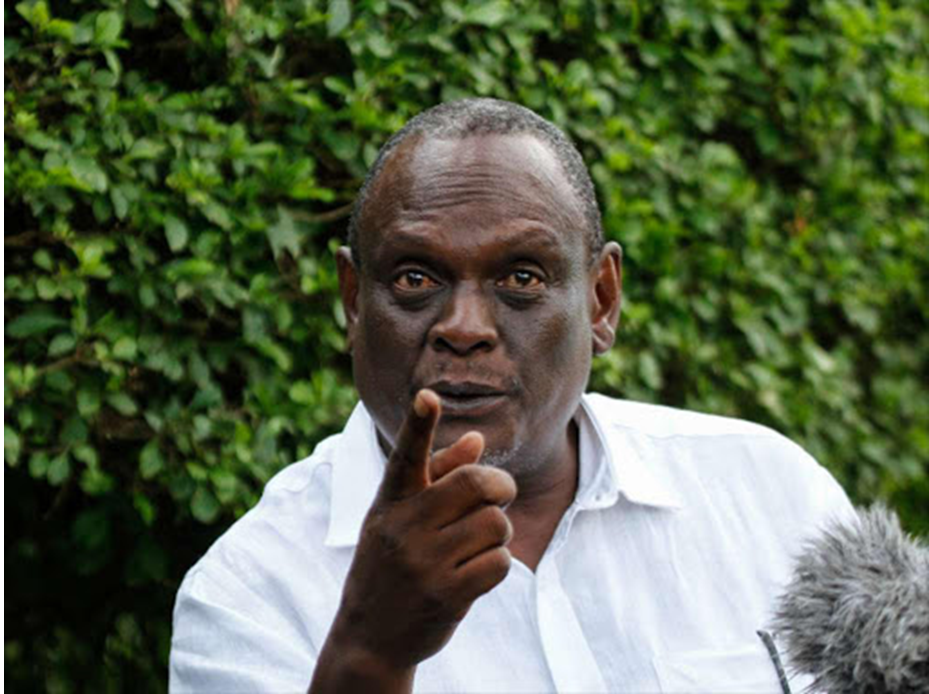 Tumbo joto kwa Seneta Millicent Omanga na wenzake watano