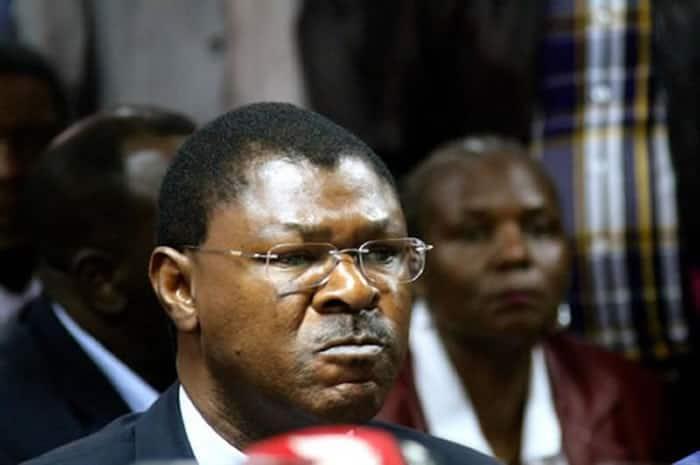 Wetang'ula awekewa stop: Aambiwa haiwezekani kuwatimua wanachama wakaidi FORD-K