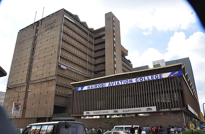 Nairobi Aviation College courses, fee structure, contacts