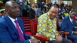 William Ruto tells Uhuru, Raila to support him, not incite people against him