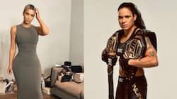 Kim Kardashian Challenged to a Fight by UFC Champion Amanda Nunes