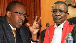 Aliyekuwa Jaji Mkuu David Maraga amshtaki wakili Ahmednasir kwa kumharibia jina