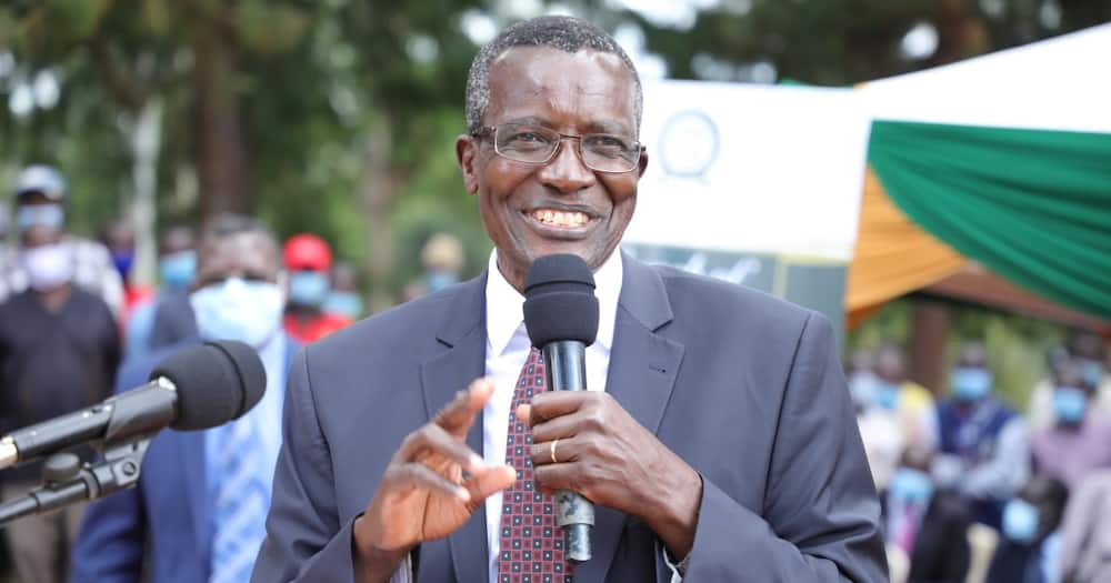 """CJ Maraga asks Kenyans to pray for his successor: """"This work is difficult"""""""