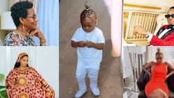 Diamond, Mama Dangote na Hamisa Waadhimisha Siku ya Kuzaliwa ya Naseeb Junior
