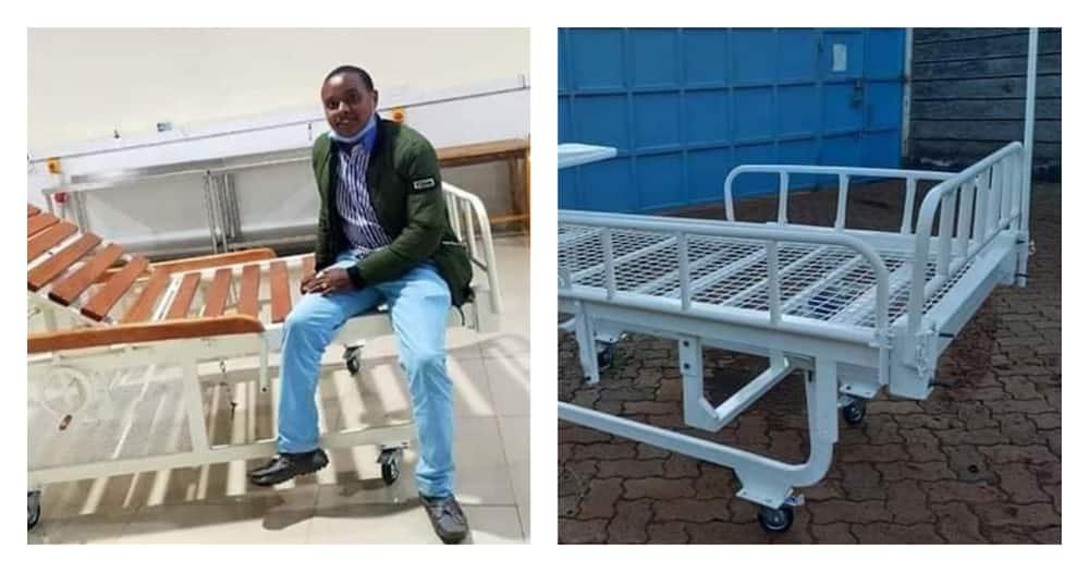 Premium tears as gov't fails to procure Mungai Gathogo's beds despite Uhuru order