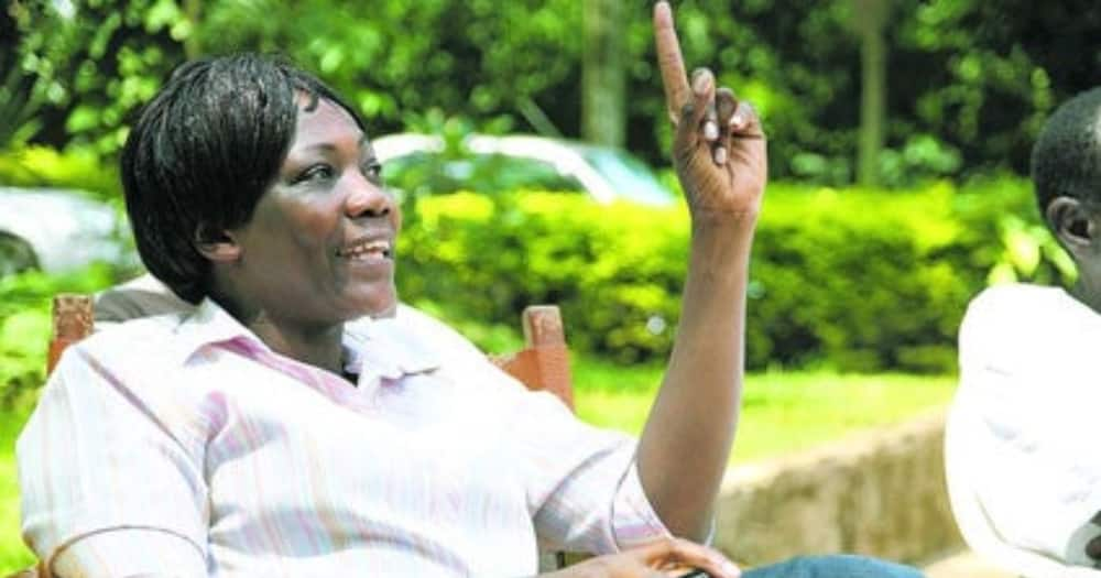 Aoko Ondiek asked court to release her.