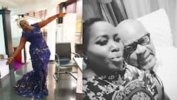 Emmy Kosgei Nigerian Husband Madumbuko Showers Her with Love, Presents as She Turns 41